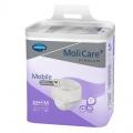 Naťahovacie nohavičky MoliCare Mobile 8 kvapiek veľkosť M
