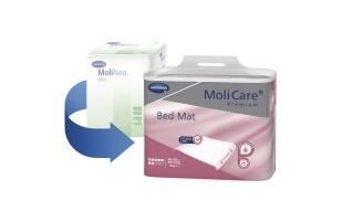 Absorpčná podložka MoliCare Bed Mat 7 kvapiek so záložkami