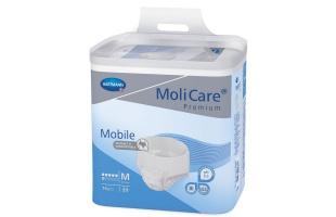 Naťahovacie inkontinenčné nohavičky MoliCare Mobile 6 kapek velikost M