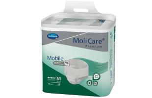 Naťahovacie inkontinenčné nohavičky MoliCare Mobile 5 kapek velikost M
