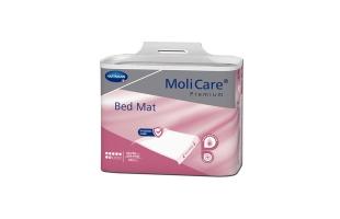 Inkontinenčné podložky MoliCare Bed Mat 7 kvapiek s krídelkami
