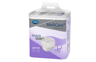 Naťahovacie inkontinenčné nohavičky MoliCare Mobile 8 kvapek velikost M