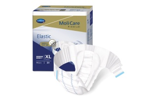 Inkontinenčné nohavičky MoliCare Elastic 9 kvapiek