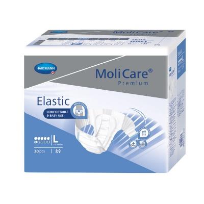 Absorpčné nohavičky MoliCare Elastic 6 kvapiek L