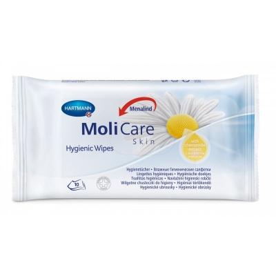 Hygienické obrúsky MoliCare Skin