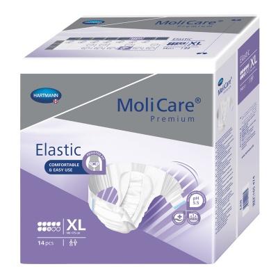 Absorpčné nohavičky MoliCare Elastic 8 kvapiek XL