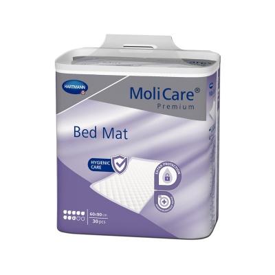 Absorpčné podložky MoliCare Bed Mat 8 kvapek 60 x 90 cm