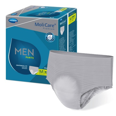 Pánske inkontinenčné nohavičky MoliCare Men Pants 5 kvapiek