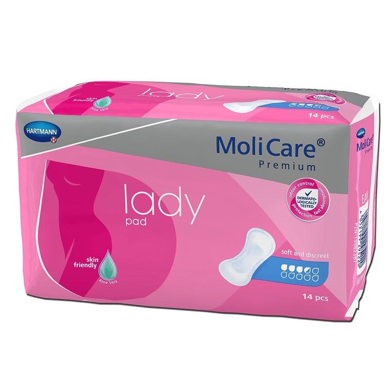 MoliCare Premium Lady 3,5 kvapky